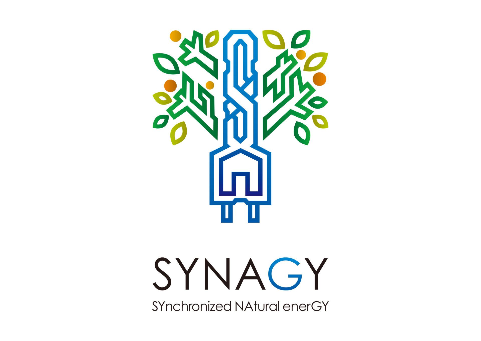 SYNAGY トランスパシフィックPowers株式会社 ロゴ