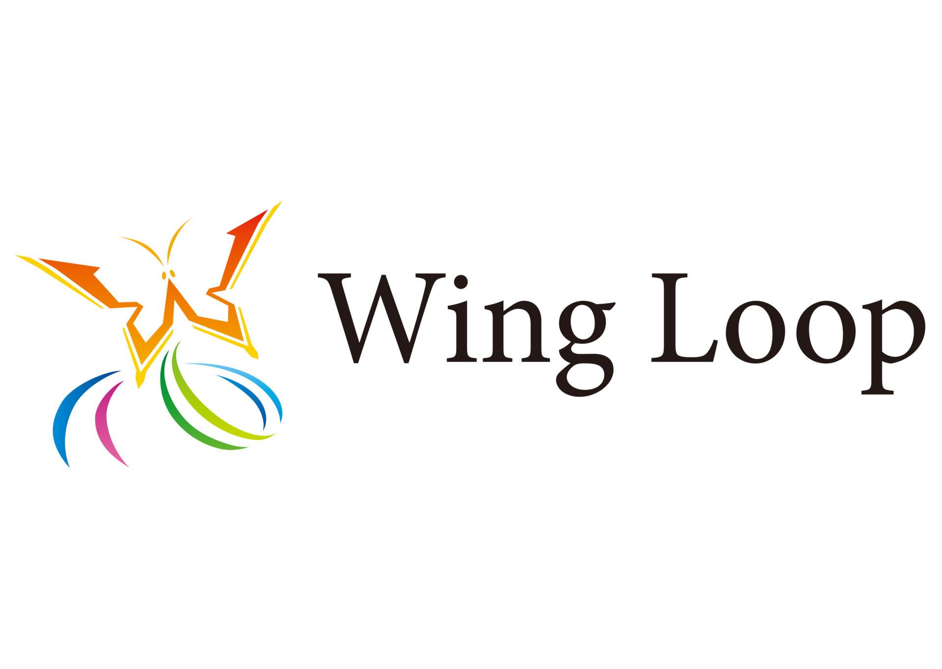 株式会社Wing Loop ロゴ