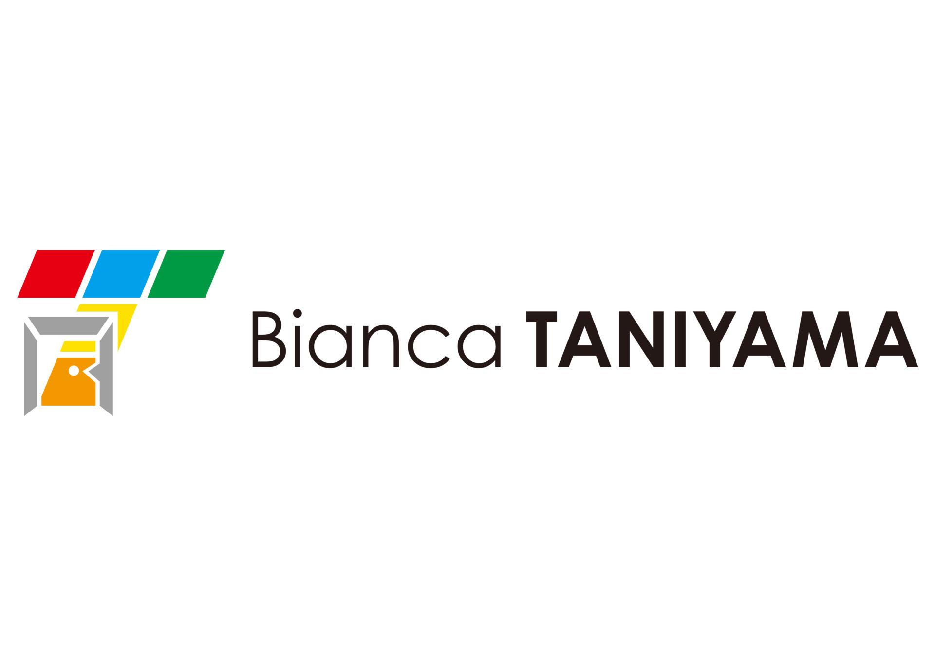 Bianca TANIYAMA ロゴ